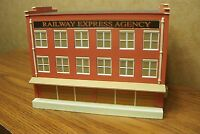 Imex Resin Built-up Building Railway Express Agency Truck Terminal Ho Scale
