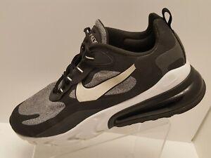 Nike-Air-Max-270-React-Size-13-Black-vast-Grey-off-Noir-white-2019-A04971-001