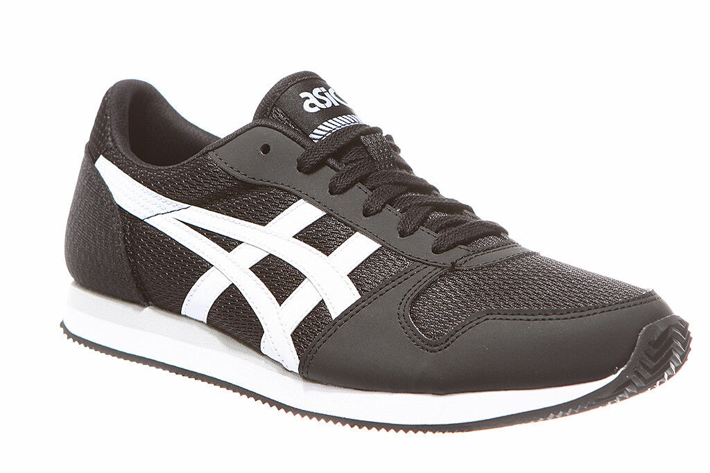 Details about Asics Curreo Lace Up Synthetic Mens Trainers Grey Green HN537 1176 B28B