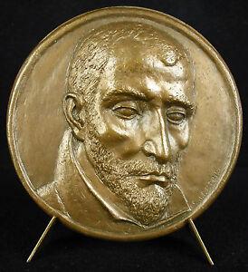 Medaille-Saint-Jean-Francois-Regis-apotre-du-Velay-et-du-Vivarais-Jesuite-Medal
