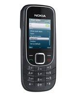 Nokia 2323 Classic Black Schwarz RM-543 Handy Ohne Simlock NEU