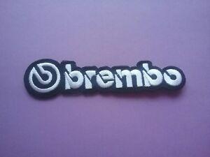 BREMBO iron-on Aufnäher patch