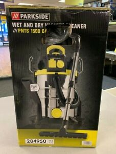 Details about PARKSIDE Dry And Wet Vacuum Cleaner PNTS 1500 C4