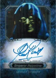 STAR-WARS-Masterwork-2016-Autograph-Card-of-Clive-Revill-Voice-of-Palpatine