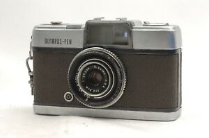 Ship-In-24-Hours-Very-Rare-Sanko-Olympus-Pen-35mm-Film-Half-Frame-Camera