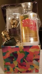Woman Gift Keepsake Box Love Sunshine Bath Body Works Polish Set