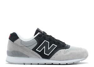 New Balance Men's 696 Seaside Hideaway Shoes NEW AUTHENTIC Light Grey MRL696KM
