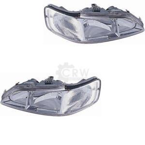 Headlights-set-for-Honda-Accord-BJ-97-02-Sedan-H7-H1