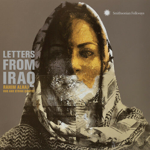 Rahim Alhaj - Letters from Iraq: Oud & String Quintet [New CD]