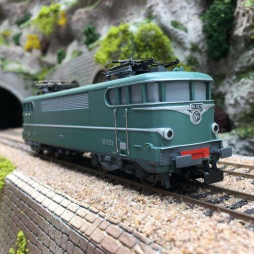 SNCF Ep IV digital BB 9278 livrée verte HO 1//87-MARKLIN 30380
