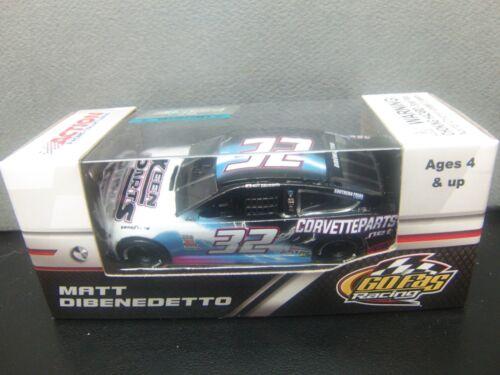 Matt DiBenedetto 2018 Keen Parts Darlington Throwback 1//64 NASCAR