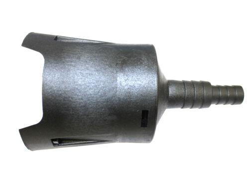 """Resistente agua a presión de aspiración de alimentación de entrada Filtro 1//2/"""" 3//4/"""" escalonado Manguera"""