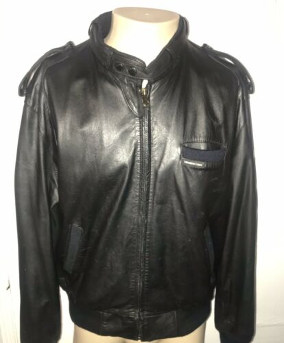 MEMBERS ONLY MENS LEATHER JACKETS