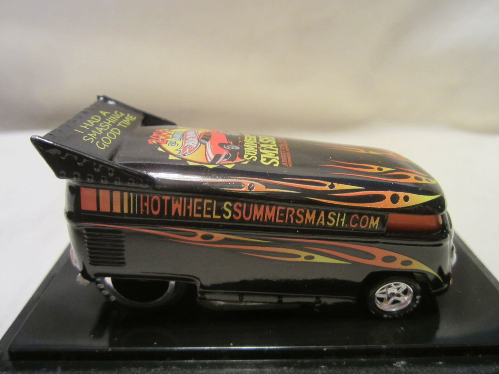 Hot Wheels Liberty Promotions 2009 Summer Smash VW DRAG BUS - Attendee 157 450