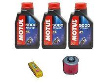 MGM KIT TAGLIANDO YAMAHA XT X XT R XTX XTR MT 03 660 OLIO MOTUL FILTRO OLIO CAND