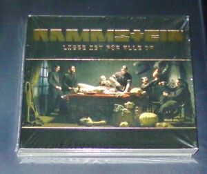 Rammstein-Liebe-Ist-Fur-Alle-Da-CD-dans-Digipak-Expedition-Rapide