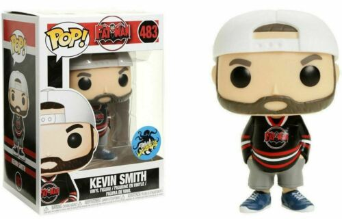 Funko Kevin Smith #483 POP 2017 Comikaze esclusiva Figura in vinile Fatman