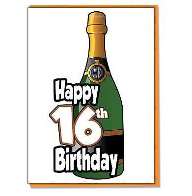 Champagne Bottle 18th Birthday Banner x 2 Party Decorations Teenager Girls Boys