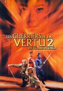 Les-Guerriers-de-la-Vertu-2-Retour-A-Tao-Neuf-DVD