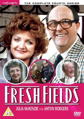 Fresh Fields Complete Season 4 New Pal Cult Dvd Julia Mckenzie Anton Rodgers Ebay