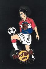 Hard Rock Cafe Warsaw World Cup Soccer Ball. Pin 1  ++