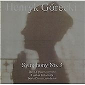 Gorecki-Symphony-No-3-Dawn-Upshaw-New-Audio-CD-FREE-amp-Fast-Delivery