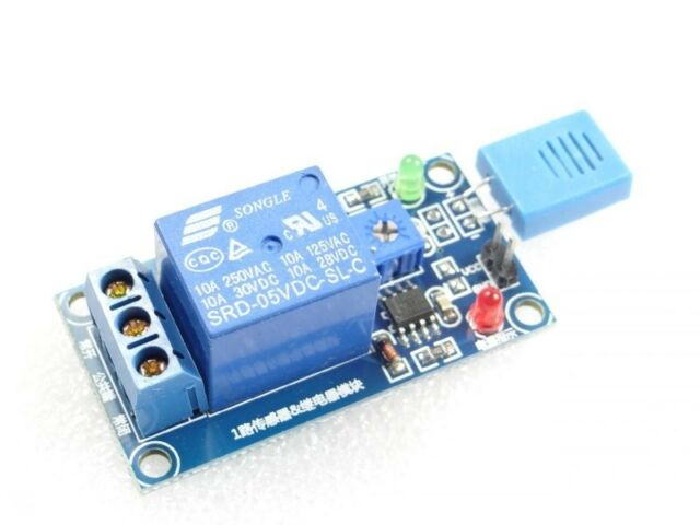 DC12V Humidity-sensitive switches Humidity switch modules Humidity controller
