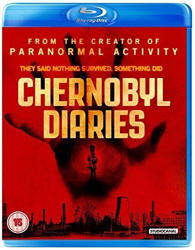 Chernobyl Diaries [Blu-ray] By Jesse McCartney,Jonathan Sadowski.