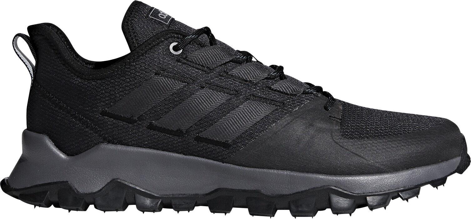 Adidas  Kanadia Trail Para Hombre Zapatillas Para Correr-Negro  vendiendo bien en todo el mundo