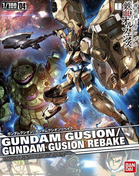 Bandai HG 1 100  IBO-100-04 Gundam Gusion Gundam Gusion Rebake