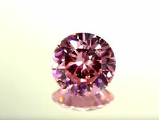 AAA Rated Rhodolite Cubic Zirconia Trillions **View Video** 4mm - 12mm