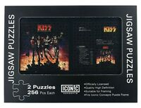 Kiss: Destroyer Dual Pack Puzzle Double Puzzle Set In Tin Box 000158571