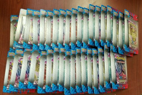 Pokémon French XY Vigueur Spectrale Booster Box  36 Blister Packs Phantom Forces