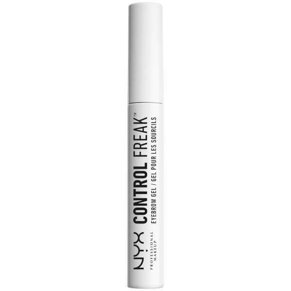 NYX Professional Makeup Control Freak Eye Brow Gel - Clear