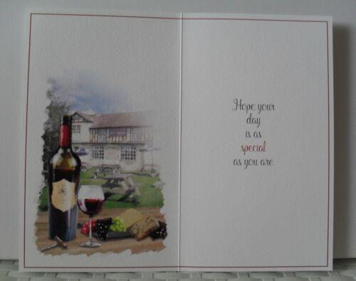 Open anniversaire Card