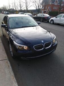 2008 BMW 5 Series CUIR