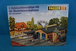 Faller-Set-034-Koningsbach-034-Kit-HO