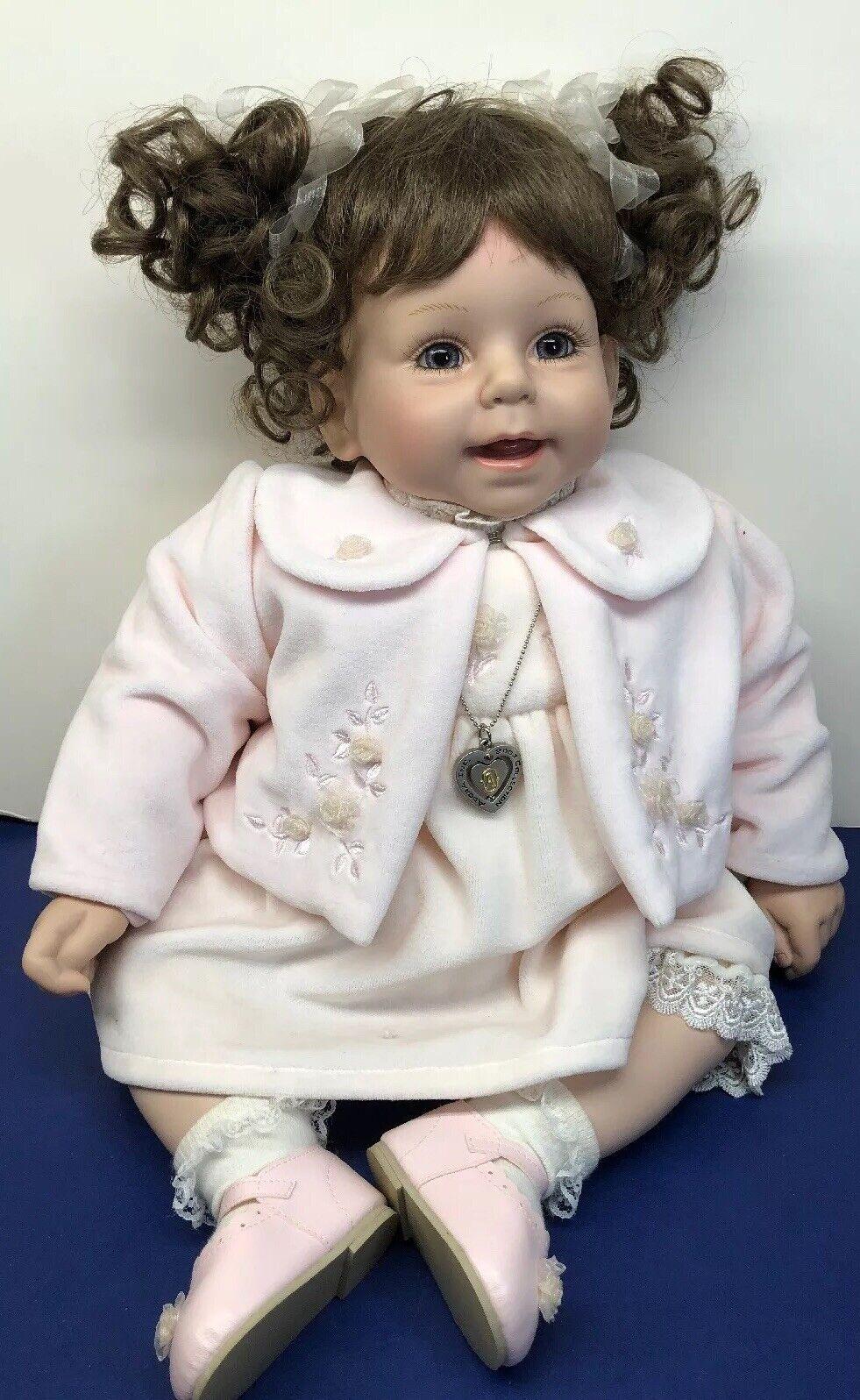 21  adora Bebé Muñeca  Susie  nombre de tu propio Limited 481 589 adorable con caja y certificado de autenticidad