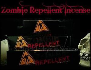 zombie repellent incense sticks 15gms nandita witch devils garden