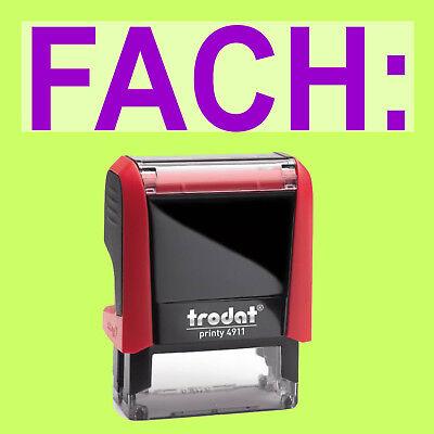 UnermüDlich Fach Trodat Printy Rot 4911 Büro Stempel Kissen Violett Büro & Schreibwaren