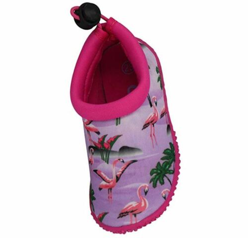 Childrens Infant Water Shoes Swimming Sock Flamingo Beach Pool Holiday Sea Swim