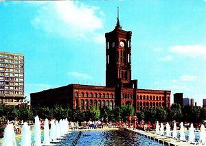 Berlin , Rathaus ( DDR ) , Ansichtskarte ungelaufen - Kiel, Deutschland - Berlin , Rathaus ( DDR ) , Ansichtskarte ungelaufen - Kiel, Deutschland