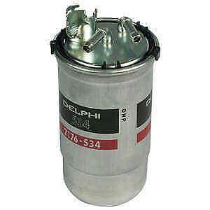 Delphi-Filtro-De-Combustible-Diesel-HDF534-Totalmente-Nuevo-Original-5-Ano-De-Garantia
