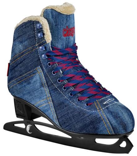 Chaya Billie Jean Damen Ice Skates Frauen Schlittschuhe made by Powerslide