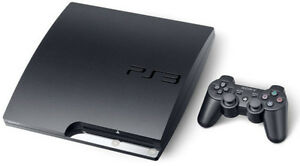 Sony-PlayStation-3-Slim-Launch-Edition-160GB-Charcoal-Black-PS3-Console