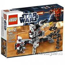 Lego Star Wars 75089 Geonosis Airborne Troopers /& Walker Battle Pack MISB 2015