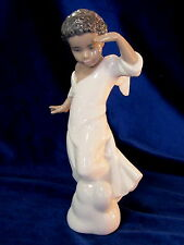 LLADRO #6492 YOUR SPECIAL ANGEL BRAND NEW IN BOX BLACK LEGACY BOY FREE SHIPPING