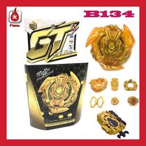 SET-LANCEUR-TOUPIE-B134-BEYBLADE-BURST-GT-GOLD-TURBO-SLASH-VALKYRIE-JEU-JOUET