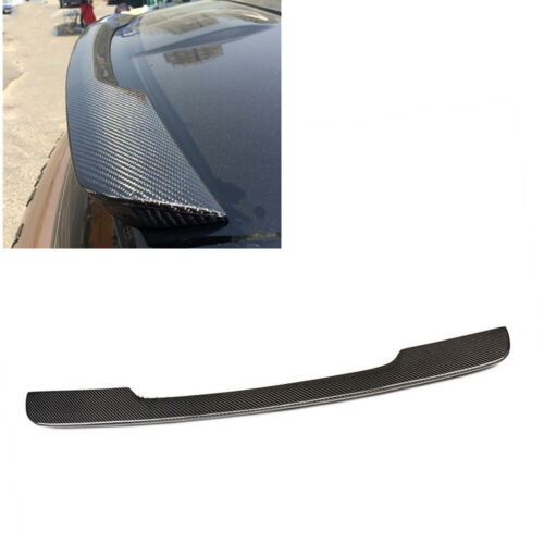 Rear Spoiler Roof Wing Lip For Land Rover Range Rover Evoque 2012 2013-15 O