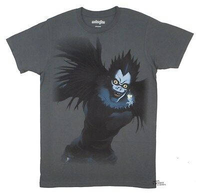 Death Note Giant Ryuk Anime Licensed Adult Shirt S-XXL